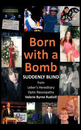 Book Cover : Born with a Bomb